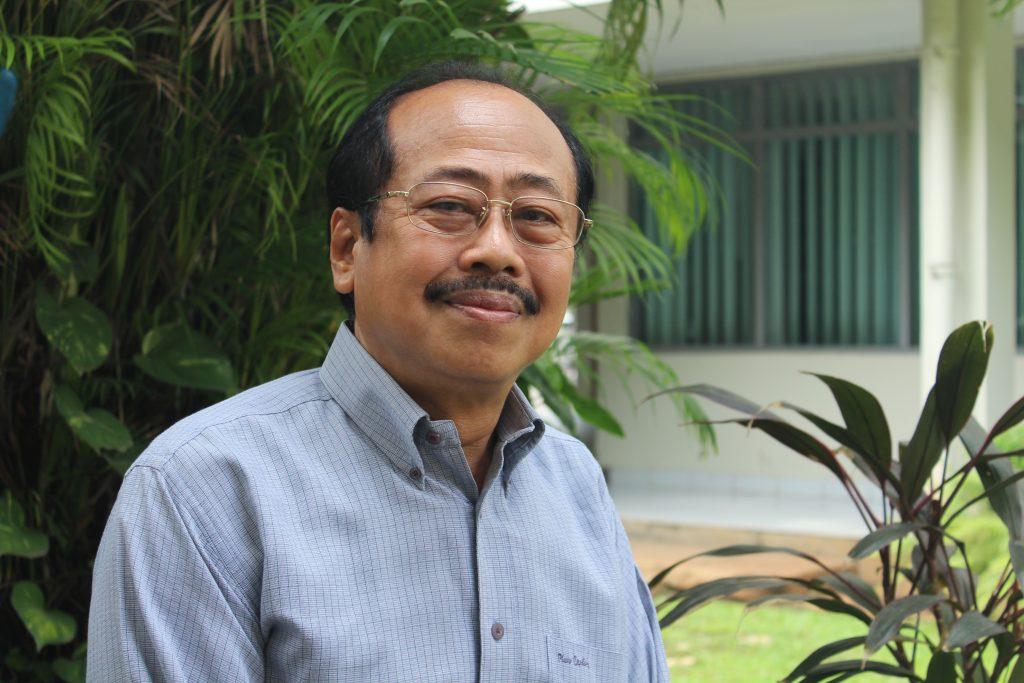 Bambang Subandrijo, Ph.D.