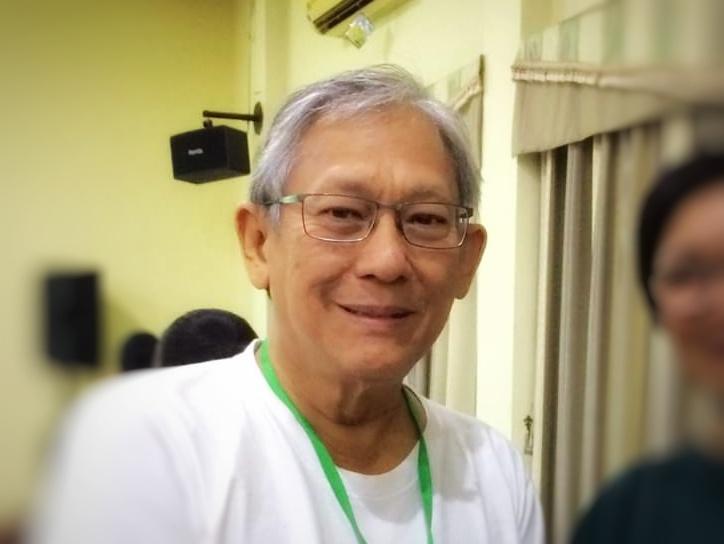 Pdt. Drs. Stephen Suleeman, MA.Th, Th.M.