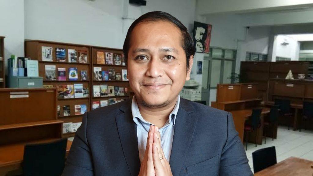 Pdt. Binsar Jonathan Pakpahan, Ph.D.